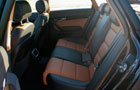 Audi A6 Rear Seats Picture
