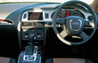 Audi A6 Steering Wheel Picture