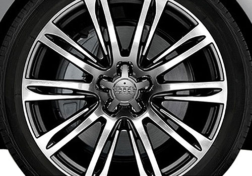 Audi A7 Wheel and Tyre Exterior Picture