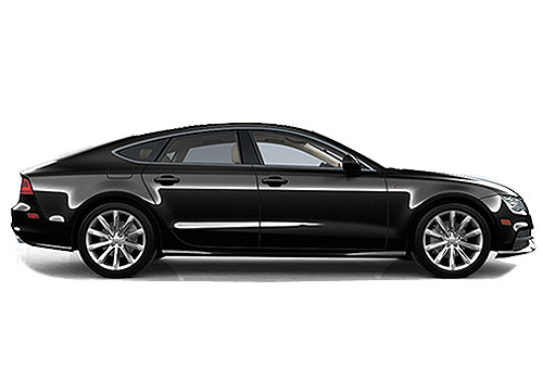 Audi A7 Side Medium View Exterior Picture