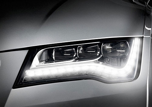 Audi A7 Headlight Exterior Picture