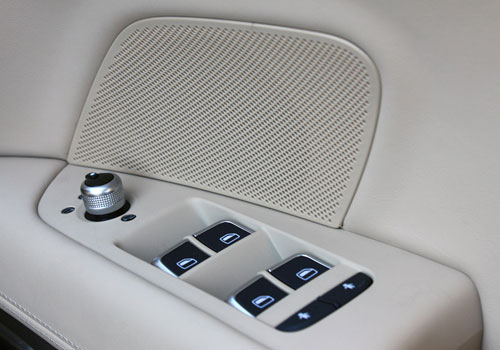 Audi A7 Driver Side Door Control Interior Picture