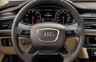 Audi A7 Steering Wheel Picture