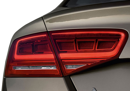 Audi A8 Tail Light Exterior Picture
