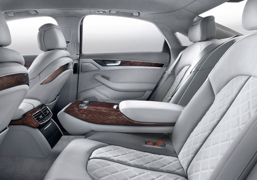 Audi A8 Rear Seats Interior Picture Carkhabri Com