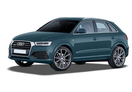 Audi Q3 Pictures