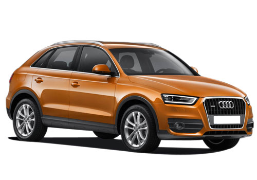 Audi Q3 Front Side View Exterior Picture