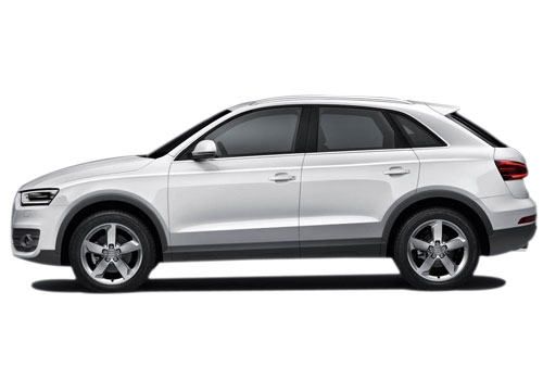 Audi Q3 Front Angle Side View Exterior Picture