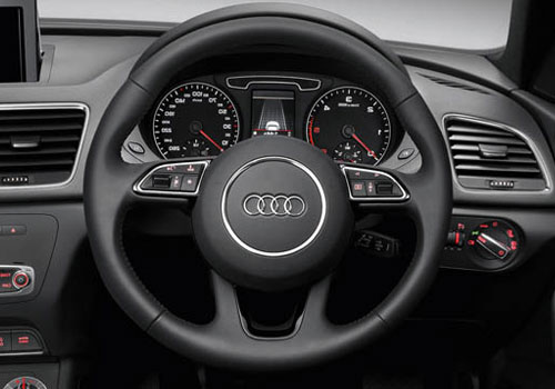 Audi Q3 Steering Wheel Picture