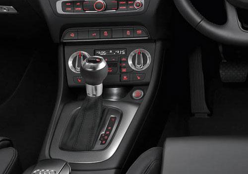 Audi Q3 Gear Knob Interior Picture
