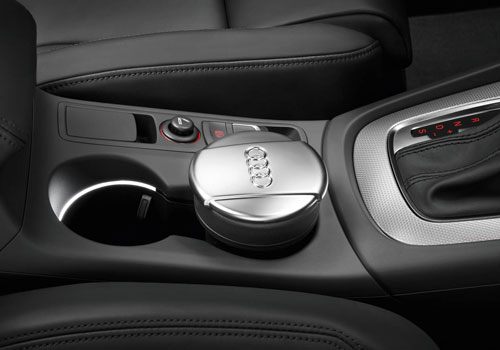 Audi Q3 Cup Holders Interior Picture