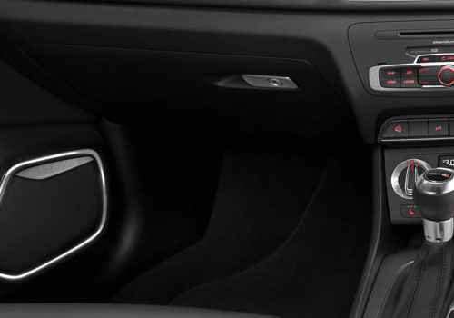 Audi Q3 Dashboard Cabin Interior Picture