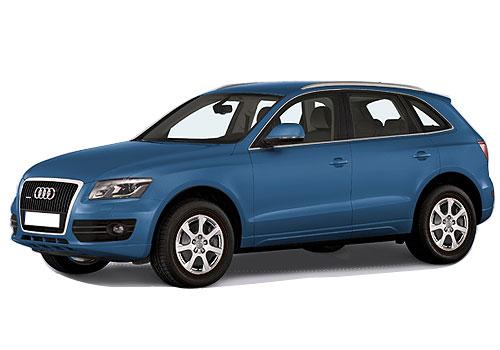 Audi Q5 Pictures