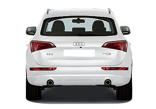 Audi Q5 Rear View Picture
