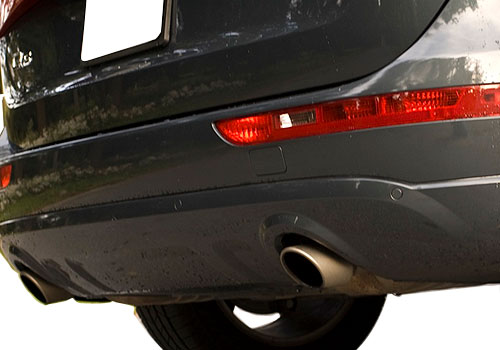 Audi Q5 Exhaust Pipe Exterior Picture