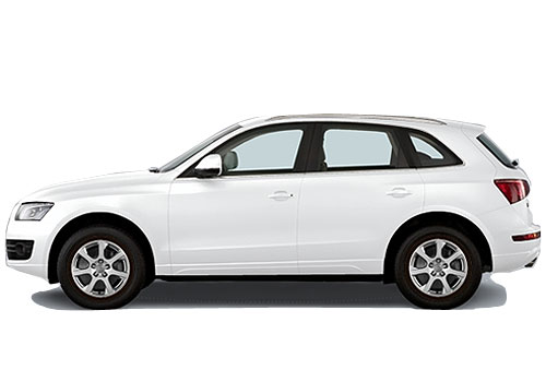 Audi Q5 Front Angle Side View Exterior Picture