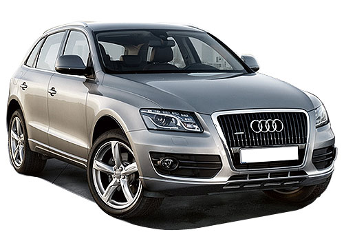 Audi Q5 Front Low Angle View Exterior Picture