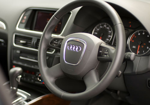 Audi Q5 Steering Wheel Picture