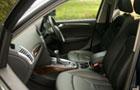 Audi Q5 Front Seats Picture