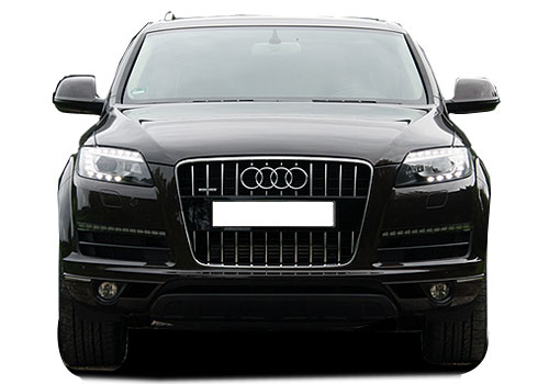 Audi Q7 Front View Picture