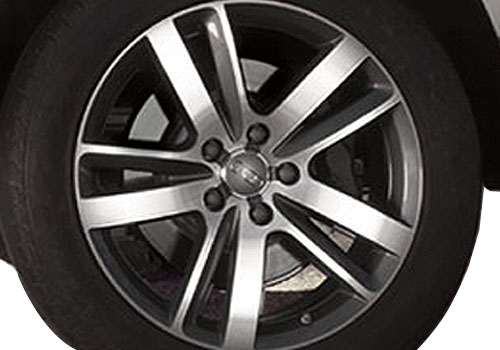 Audi Q7 Wheel and Tyre Exterior Picture
