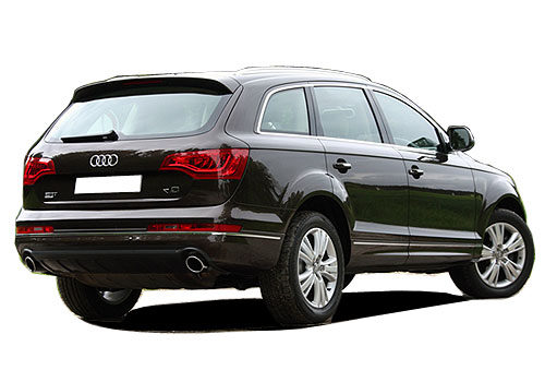 Audi Q7 Cross Side View Exterior Picture