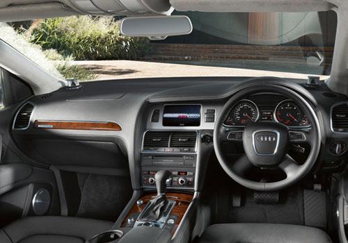 Audi Q7 Interior Photos India Brokeasshome Com