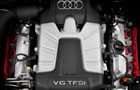 Audi Q7 Engine Picture