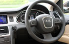 Audi Q7 Steering Wheel Picture