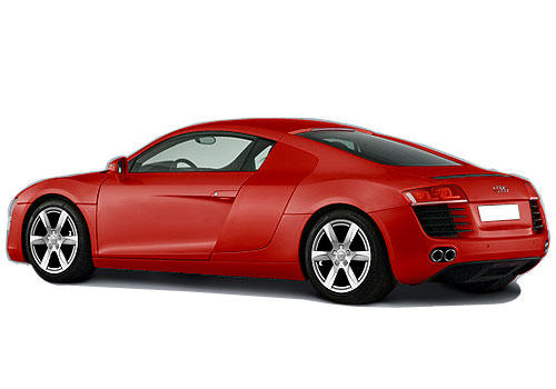 Audi R8 Cross Side View Exterior Picture