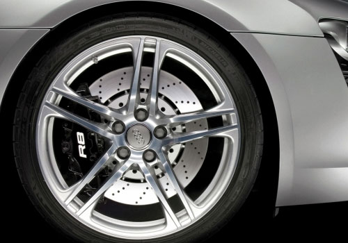 Audi R8 Wheel and Tyre Exterior Picture