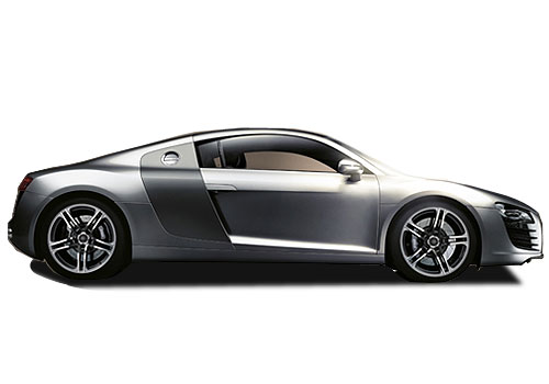 Audi R8 Side Medium View Exterior Picture
