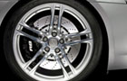 Audi R8 Wheel and Tyre Pictures