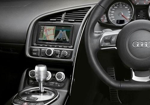 Audi R8 Front AC Controls Picture