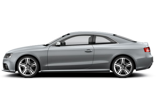 Audi RS5 Front Angle Side View Exterior Picture