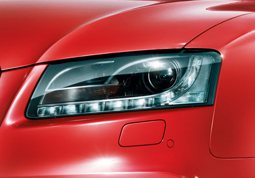 Audi RS5 Headlight Exterior Picture