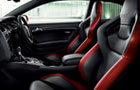 Audi RS5 Front Seats Picture