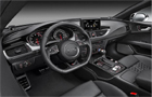 Audi RS7 Dashboard Picture