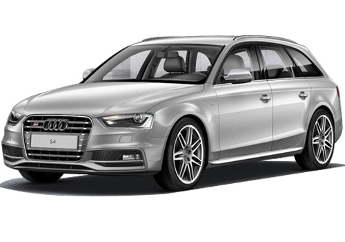 Audi S4 Front Angle View Exterior Picture