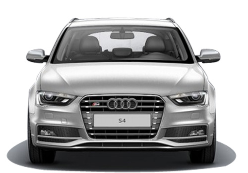 Audi S4 Front View Exterior Picture