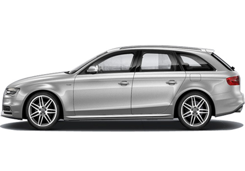Audi S4 Front Angle Side View Exterior Picture