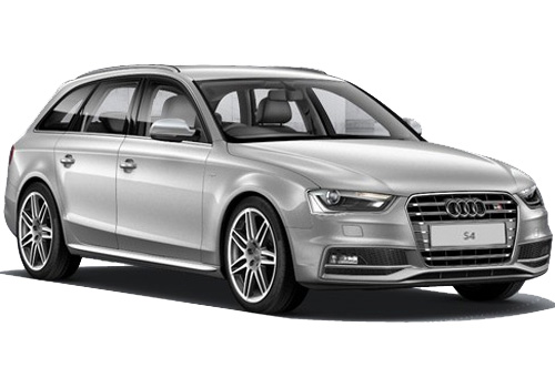 Audi S4 Front Low Angle View Exterior Picture