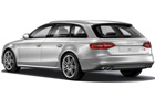 Audi S4 Cross Side View Picture