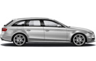 Audi S4 Side Medium View Picture