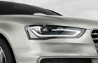 Audi S4 Headlight Picture