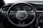 Audi S4 Steering Wheel Picture