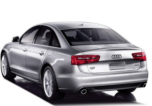 Audi S6 Cross Side View Exterior Picture