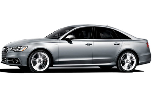 Audi S6 Front Angle Side View Exterior Picture