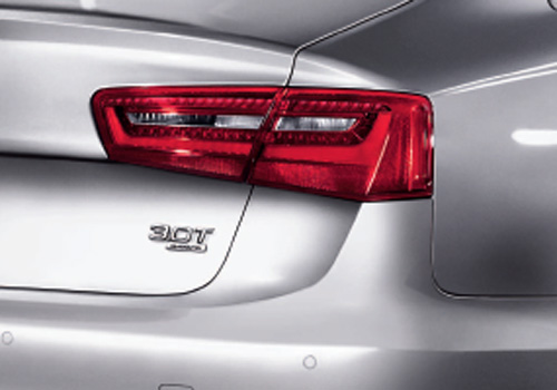 Audi S6 Tail Light Exterior Picture