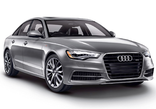 Audi S6 Front Low Angle View Exterior Picture